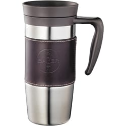 18 oz. Cutter & Buck American Classic Leather Mug