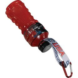 "3/4"" Dye Sublimated Water Bottle Strap with Carabiner"