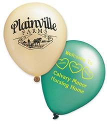 "11"" Pearl Color Latex Balloon"
