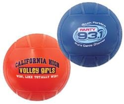 Vinyl Volleyballs