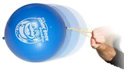 "16"" Printed Punch Balloons"