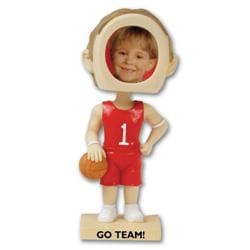 Basketball Bobble Heads