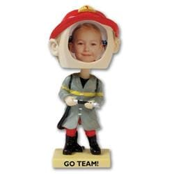 Fireman Bobble Heads