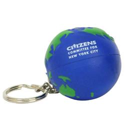 EARTHBALL KEY CHAIN
