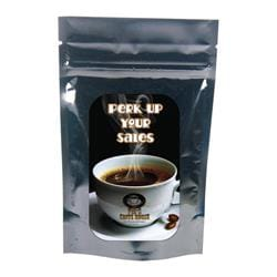 Black Coffee Bag - 1.5 oz.