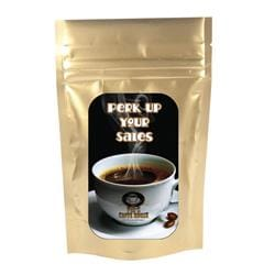 Gold Coffee Bag - 4 oz.