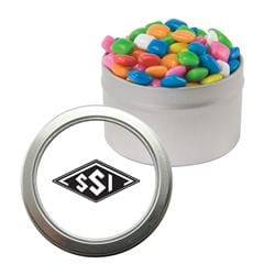 Candy Window Tin with Gum