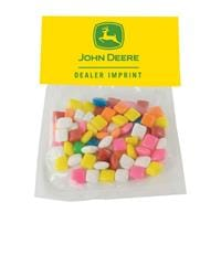 Candy Bag (with Header Card) with Gum