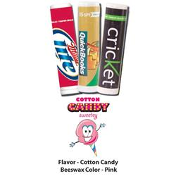 Cotton Candy Lip Balm - All Natural USA Made