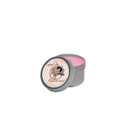 2 oz. Round Tin Soy Candle (Fresh Cut Roses) - Breast Cancer Awareness