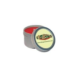 4 oz. Round Tin Soy Candle (Cinnamon)