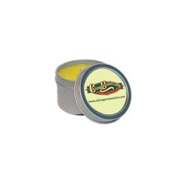 4 oz. Round Tin Soy Candle (Lemon Chiffon)