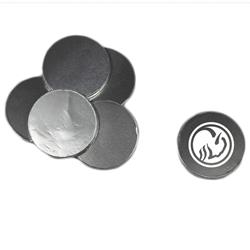 Chocolate Coins - Silver