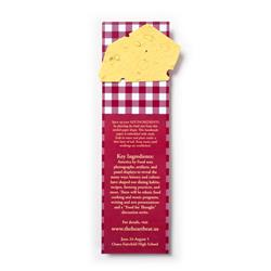 Lil Bloomer Bookmark (PB1-Cheese)