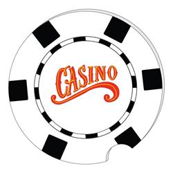 Casino Car Cup Coaster
