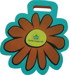 Flower Sandwich Seat Cushion