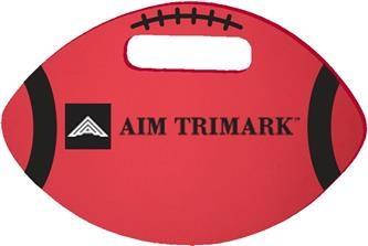 Football Shape Weatherproof Seat Cushion