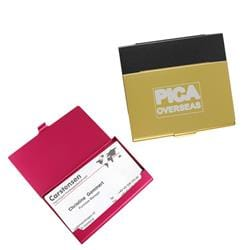 Flat Cover Business Card Case