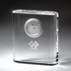 Award- Awards, Trophy,Merit Desktop Clock