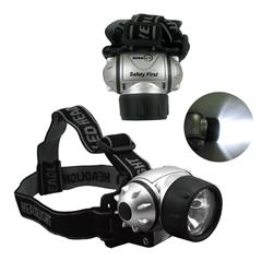 9 LED Head Lamp