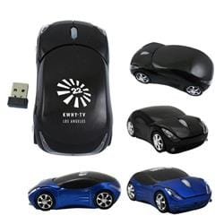 800DPI 2.4 GHZ Wireless Car Optical Mouse/Mice