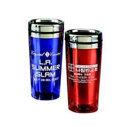 16oz. Roller Travel Cups