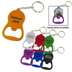 Calabash Bottle Opener W/Key Chain
