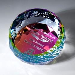 Award- Awards, Trophy,Dome Paperweight