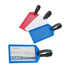 Business Card Luggage Tag