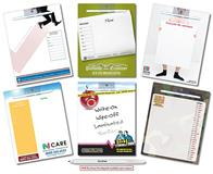 Memo Board - 8.5x11 Extra-Thick Laminated with Repositionable Sticky Back - 24 pt.