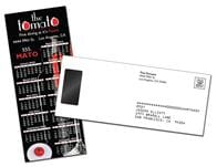 Card/Postcard UV Coated (1S) with Magnet - 3.5x8.5