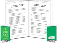 28-page (5.5x8.5) Booklet, Brochure or Catalog