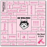 Awareness Magna-Phrase Magnet - 5.5x5.5 - 25 Mil.