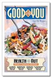 Health Cookbook - Good for You! Cookbook (5.5x8.5)
