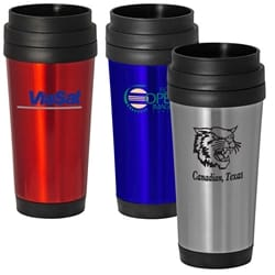 16 Oz Classic Stainless Steel Tumbler