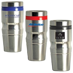 16 Oz Highlight Stainless Steel Tumbler
