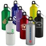 22 Oz Aluminum Sports Bottle