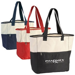 Canvas Shopping Tote