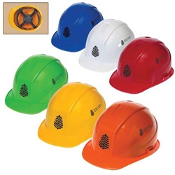 Cap Style Hard Hat with 4-Point Pinlock Suspension