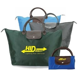 Jumbo Foldable Shopping Tote