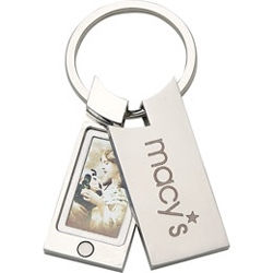 Keychain with Picture Holder