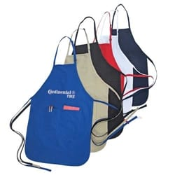 Poly-Cotton Adjustable Apron